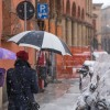 Neve, black out Enel e telefonici <br> Caos strade in montagna, blocchi in A1